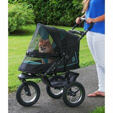 <strong>Pet Gear</strong> No-Zip NV Pet Stroller
