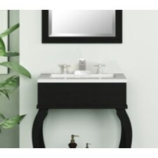 "Provence 24"" Vitreous China Vanity Top"