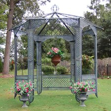 <strong>Griffith Creek Designs</strong> Lattice Pavilion Pergola