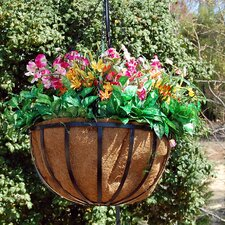 <strong>Griffith Creek Designs</strong> Newport Round Hanging Planter