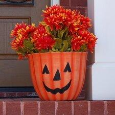 Pumpkin Round Pot Planter