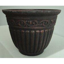 Jefferson Round Pot Planter