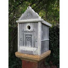 The San Luis Rey Mission Bird House