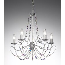 <strong>Kolarz</strong> Ballerina 5 Light Chandelier