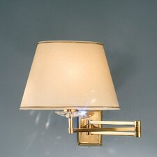 Imperial 1 Light Swing Arm Wall Light