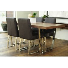 <strong>Pangea Home</strong> Liana 5 Piece Dining Set
