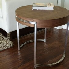 <strong>Pangea Home</strong> Leah End Table