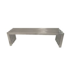 Lexter Metal Entryway Bench