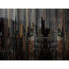 <strong>JORDAN CARLYLE</strong> Architecture Reflection Wall Art