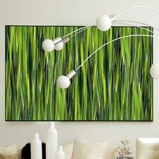 Nature Grass Series #1 Framed Original Painting