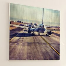 Transportation Taking Flight Wall Art
