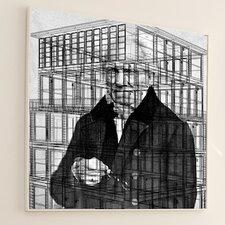 Figurative Arthur Framed Graphic Art