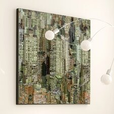 Architecture Urban Forest Wall Art