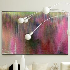 Abstract Reflections Framed Original Painting