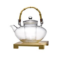 <strong>Tea Posy</strong> Tea for More 48oz Teapot