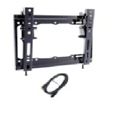 "Tilt Wall Mount for up to 17"" - 37"" LED/LCD/Plasma Screens"