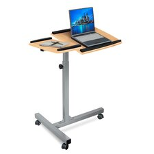 <strong>Merax</strong> Laptop Computer Desk in Maple