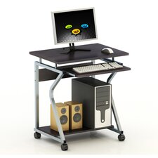 Laptop Computer Desk with Compact Design