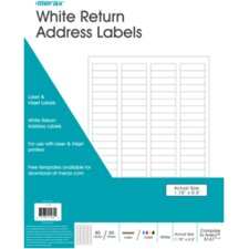 Return Address Labels (Set of 50)