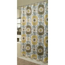 Ottoman Blossom Polyester Shower Curtain