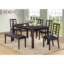 <strong>Monarch Specialties Inc.</strong> Family Dining Table