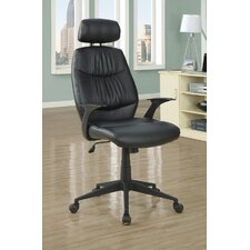 <strong>Monarch Specialties Inc.</strong> High Back Office Chair