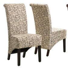 <strong>Monarch Specialties Inc.</strong> Parsons Chair (Set of 2)