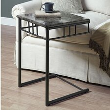 Snack End Table
