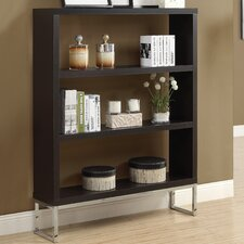"<strong>Monarch Specialties Inc.</strong> Hollow-Core 60"" Bookcase"