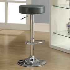"24.5"" Adjustable Swivel Bar Stool (Set of 2)"
