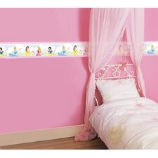 Princess Castle Wall Border Roll