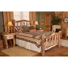 Silver Creek Slat Bed