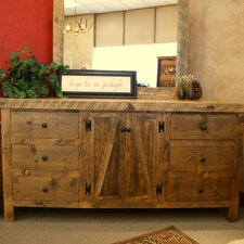 Alpine Heirloom 9 Drawer Chest