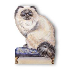 Persian Cat Decorative Dog Door Stop