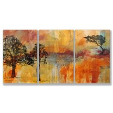 Home Décor On The Edge Triptych Art