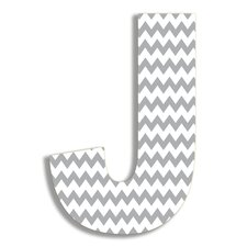 <strong>Stupell Industries</strong> Oversized Hanging Letter J