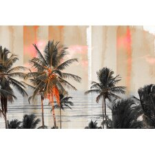 Bahia Painting Print on Canvas