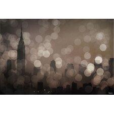 New York Sleeping by Parvez Taj Canvas Art
