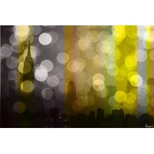 Manhattan - Art Print on Premium Canvas