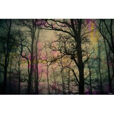 Night Sight - Art Print on Premium Canvas