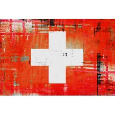 Swiss by Parvez Taj Graphic Art on Canvas