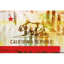 Cali by Parvez Taj Graphic Art on Canvas