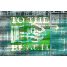 To The Beach Wall Art
