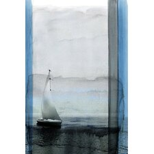Sails Graphic Art on Canvas