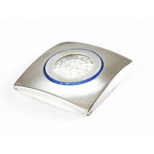 Halo Under Cabinet Light in Brushed Nickel