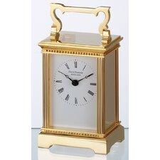 Quartz Anglais Corinthian Carriage Clock
