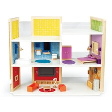 Happy Family DIY Dream Playhouse