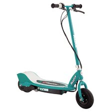 E200 Watt Electric Scooter - Teal