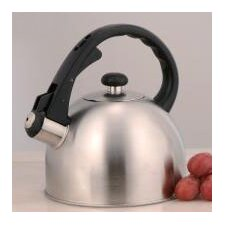 Satin Symmetry 1.5-qt. Whistle Tea Kettle