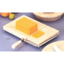 "Champagne Marble 8"" Cheese Slicer"